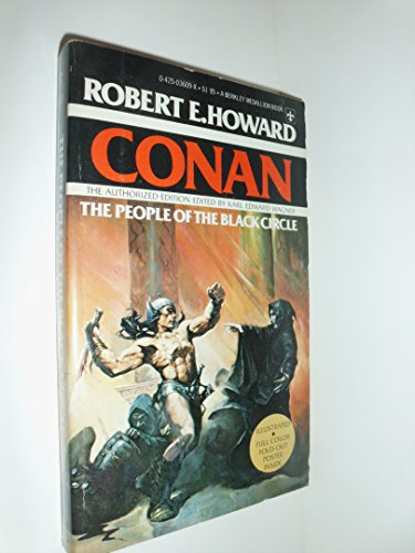 9780425036099: Conan: People of the Black Circle