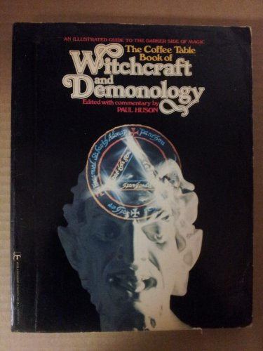 9780425036365: Coffee Table Book of Witchcraft and Demonology