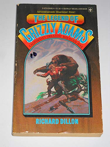 The Legend of Grizzly Adams: Richard Dillon