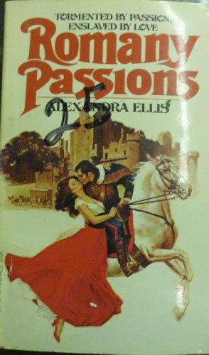 9780425036723: Romany Passions