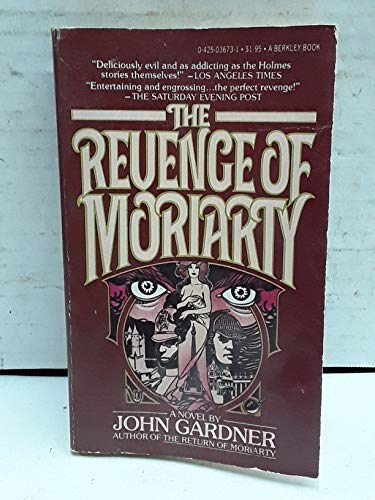 9780425036730: The Revenge Of Moriarty