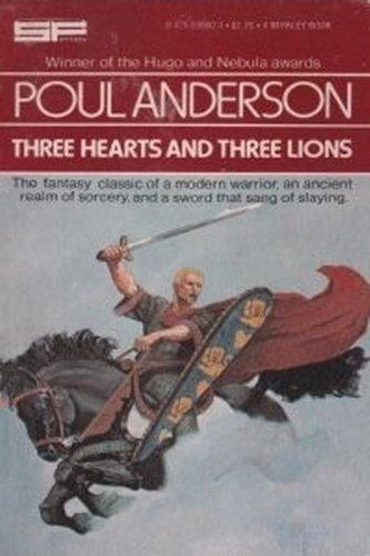 9780425036808: Three Hearts and Three Lions