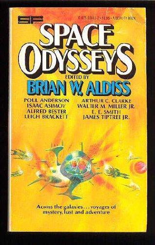 Space Odysseys : A New Look at: Brian W. Aldiss
