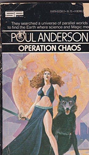 9780425037508: Operation Chaos