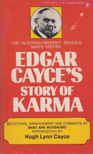 9780425037812: Edgar Cayce's Story of Karma