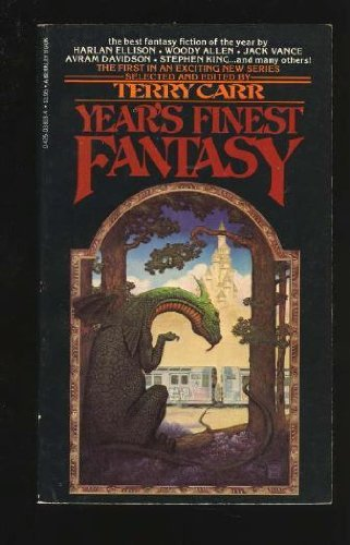 Year's Finest Fantasy (0425038084) by Carr, Terry