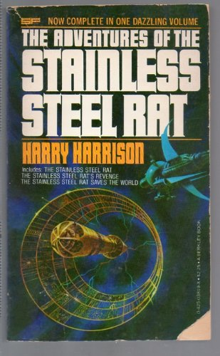 9780425038192: Adventures of Stainless Steel Rat