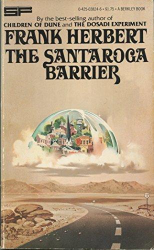 9780425038246: The Santaroga Barrier