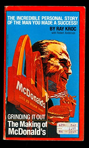 9780425038420: Grinding it Out, the Making of McDonald's