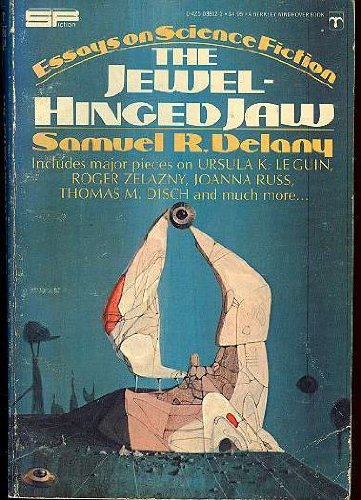 9780425038529: The Jewel-Hinged Jaw: Notes on the Language of Science Fiction