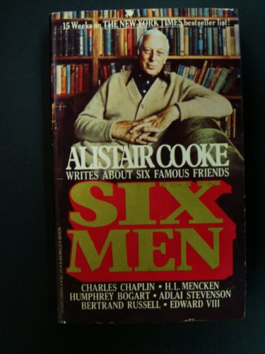 Six Men: Cooke, Alistair