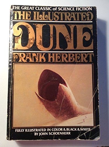 The Illustrated Dune: Herbert, Frank