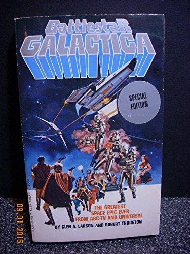 9780425039588: Battlestar Galactica