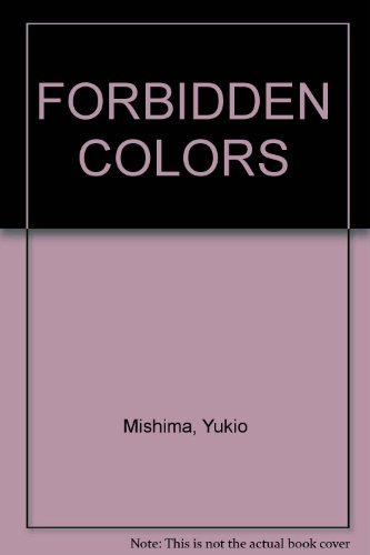 9780425039748: FORBIDDEN COLORS