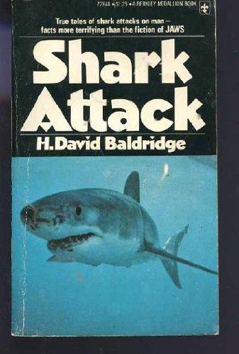 9780425039885: Shark Attack
