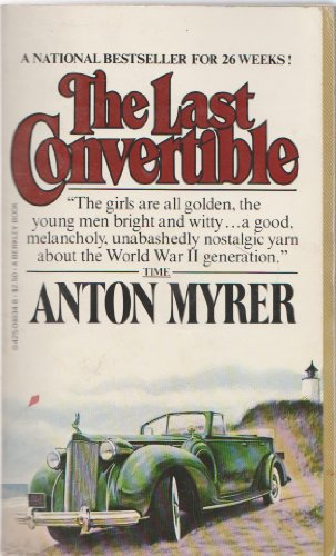 9780425040348: The Last Convertible