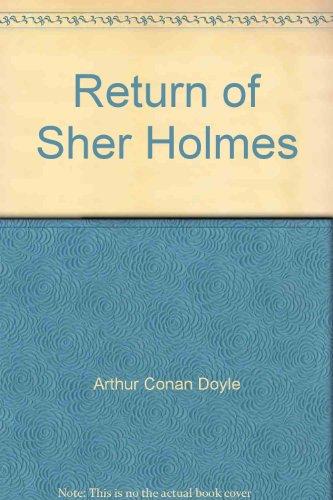 9780425040713: Return Of Sher Holmes