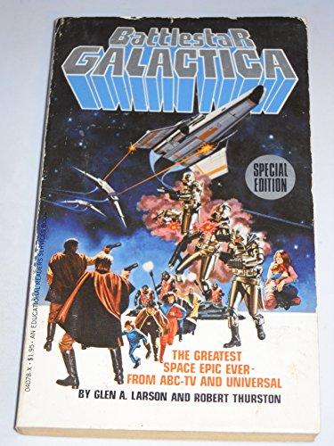 Battlestar Galactica: Robert Thurston