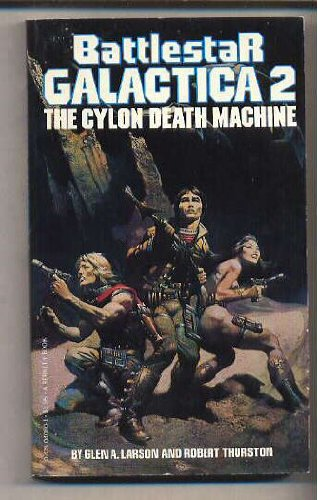 9780425040805: The Cylon Death Machine (Battlestar Galactica)