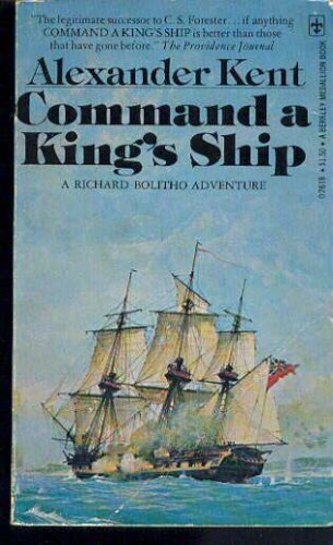 9780425040836: Command a King's Ship