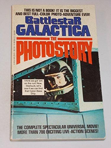 9780425041390: Battlestar Galactica Photostory