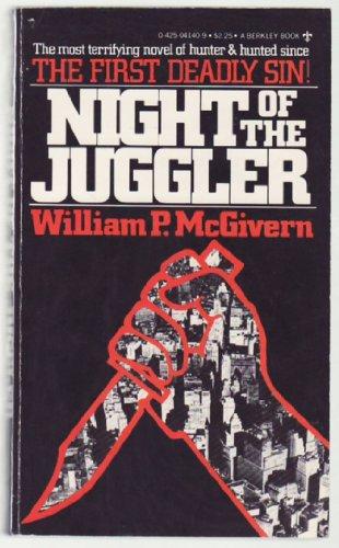 9780425041406: Night of the Juggler
