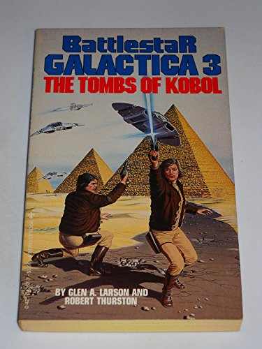 Battlestar Galactica 3: The Tombs of Kobol
