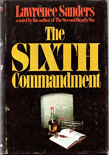 9780425042717: The Sixth Commandment