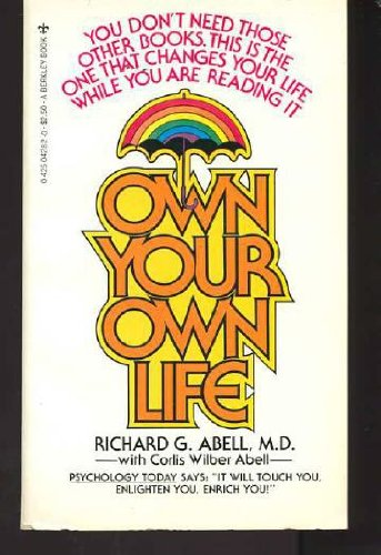 9780425042823: Own Your Own Life