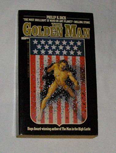 Philip k dick author golden man