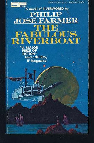 9780425043158: The Fabulous Riverboat