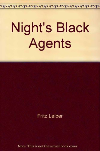 9780425043226: Nights Black Agent