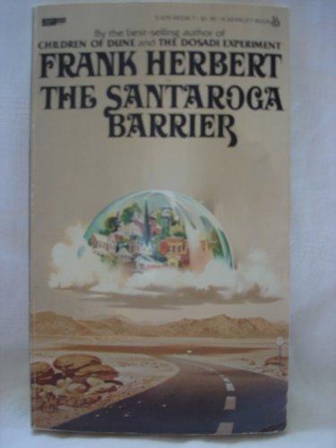 9780425043349: The Santaroga Barrier