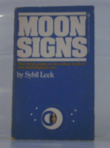 9780425043646: Moon Signs