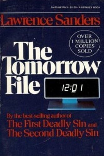 Tomorrow File (0425043703) by Sanders, Lawrence
