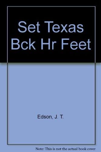 9780425044131: Set Texas Back on Her Feet