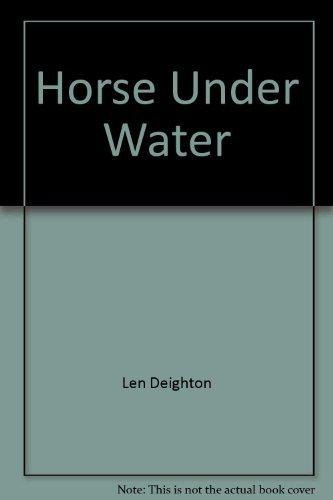 9780425044728: Horse Under Water