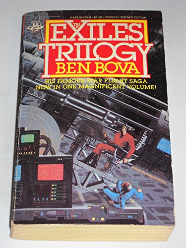 The Exiles Trilogy: Bova, Ben
