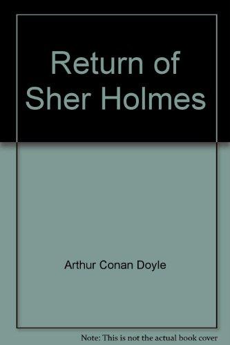 9780425045367: Return Of Sher Holmes