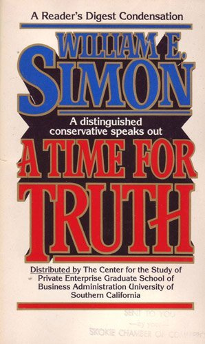 A Time For Truth (A Reader's Digest Condensation)