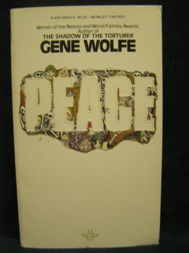 9780425046449: Peace