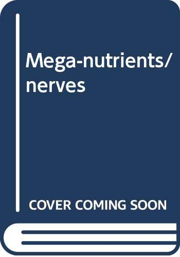 9780425046531: Title: MegaNutrients for your Nerves