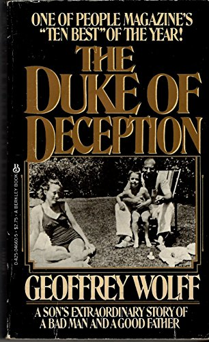 9780425046609: Duke Of Deception: Memories of My Father