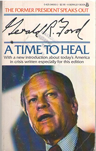 9780425046937: A Time to Heal