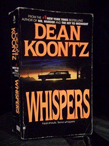Whispers: Koontz, Dean