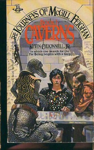 Caverns: O'Donnell, Kevin