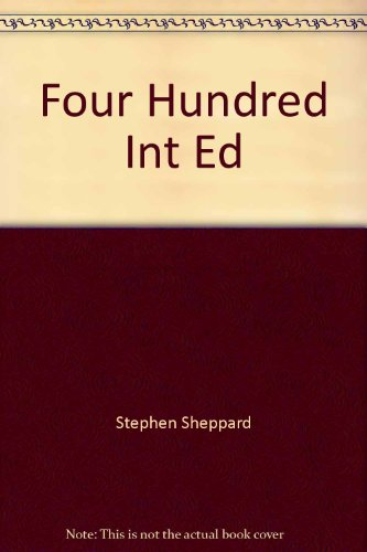 9780425048412: The Four Hundred