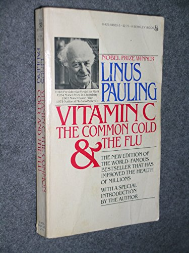 9780425048535: Vitamin C, The Common Cold & The Flu