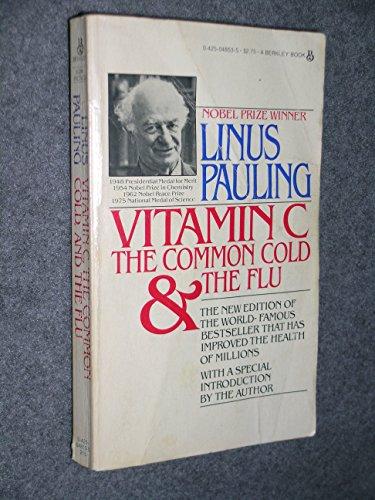 9780425048535: Vitamin C, The Common Cold & The Flu