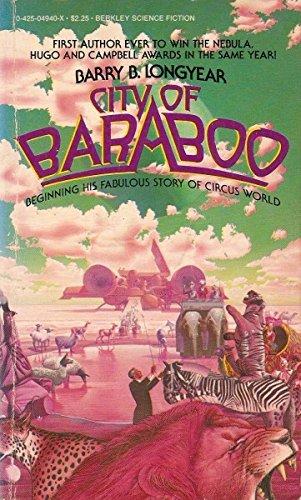 9780425049402: City of Baraboo